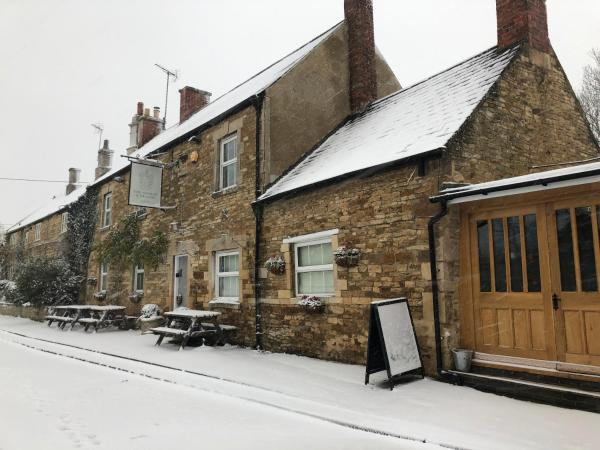The George and Dragon B&B in Seaton, Rutland, England