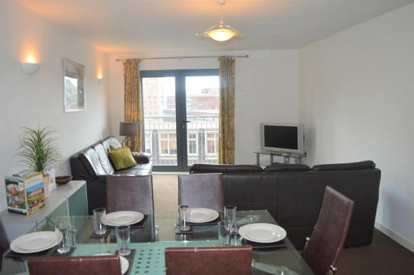City Crash Pad Serviced Apartments - Cathedral Quarter in Sheffield, South Yorkshire, England
