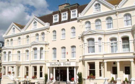 Hadleigh Hotel in Eastbourne, East Sussex, England