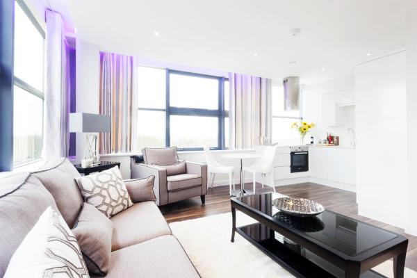 Centro Apartments by City Stay Apartments in Milton Keynes, Buckinghamshire, England