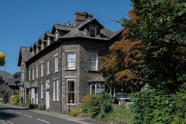 Wanslea Guest House in Ambleside, Cumbria, England