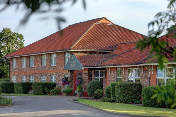 Allerton Court Hotel in Northallerton, North Yorkshire, England