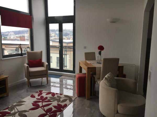 Penthouse Apartment in Swansea Bay, Glamorgan, Wales