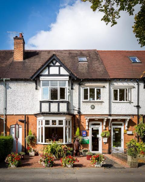 Ashgrove House in Stratford-upon-Avon, Warwickshire, England