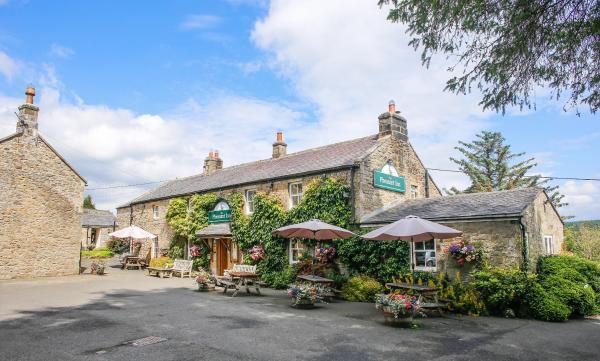 The Pheasant Inn in Falstone, Northumberland, England