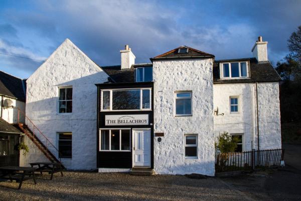 The Bellachroy Hotel in Dervaig, Argyll & Bute, Scotland