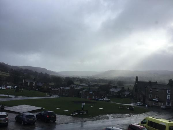 The Kings Arms Hotel in Reeth, North Yorkshire, England