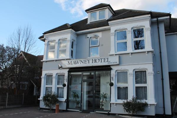 The Mawney Hotel in Romford, Greater London, England