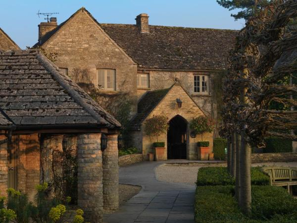 Calcot Manor Hotel in Tetbury, Gloucestershire, England