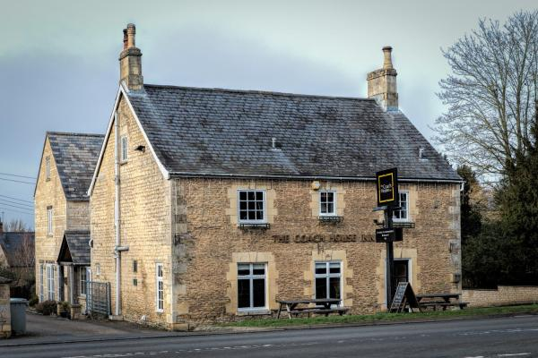The Coach House Inn in North Luffenham, Rutland, England