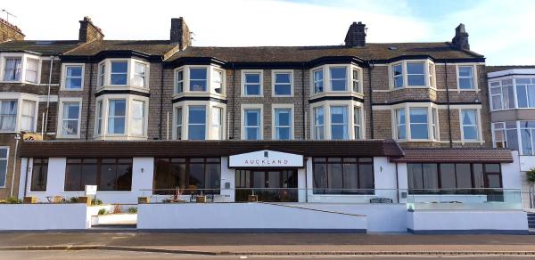 The Auckland Hotel in Morecambe, Lancashire, England