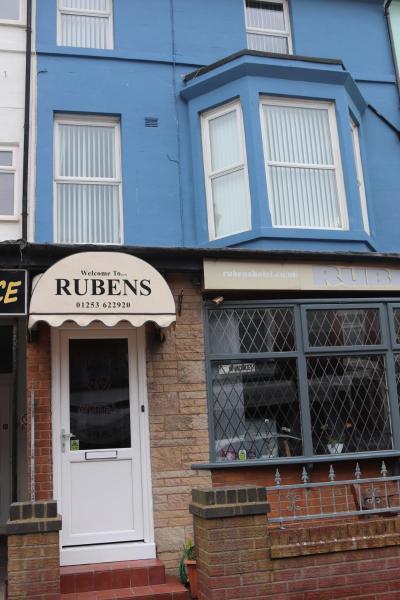 Rubens in Blackpool, Lancashire, England