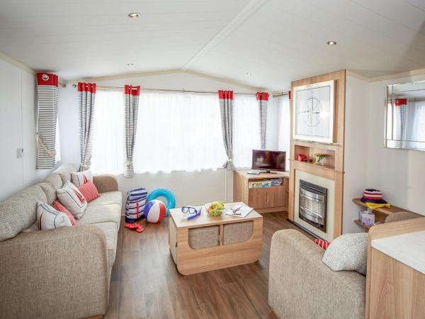 Caravan The Orchards 4 in Brightlingsea, Essex, England