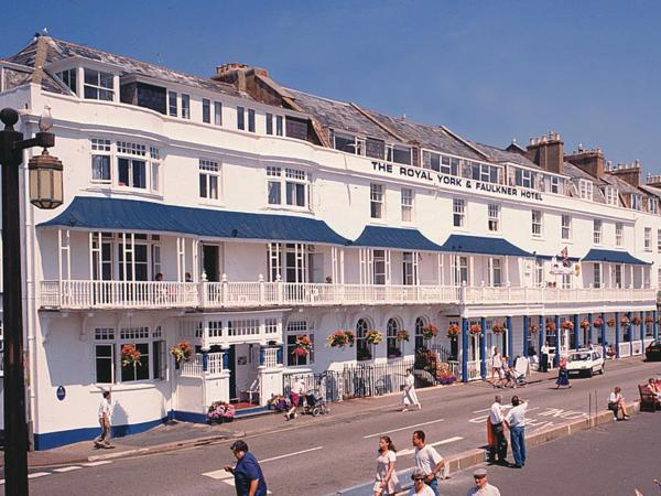 Royal York & Faulkner Hotel in Sidmouth, Devon, England