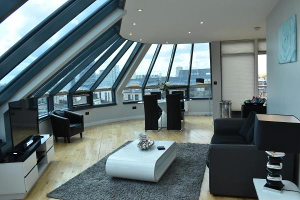 Chelsea Bridge Apartments in London, Greater London, England