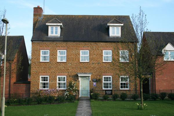 Hanwell House in Banbury, Oxfordshire, England