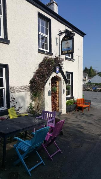 The Ship Inn in Bardsea, Cumbria, England
