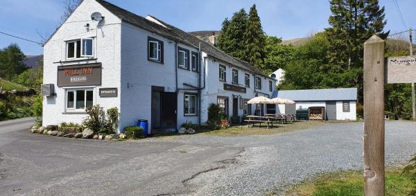 The Mill Inn in Mungrisdale, Cumbria, England