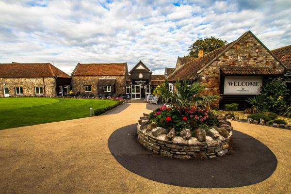 Mendip Spring Golf and Country Club in Churchill, Somerset, England