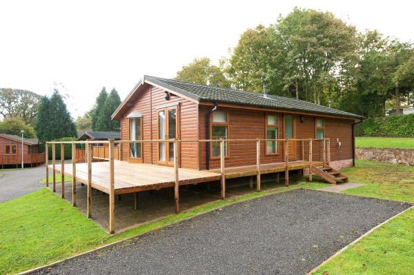 Crocus Lodge in Lostwithiel, Cornwall, England
