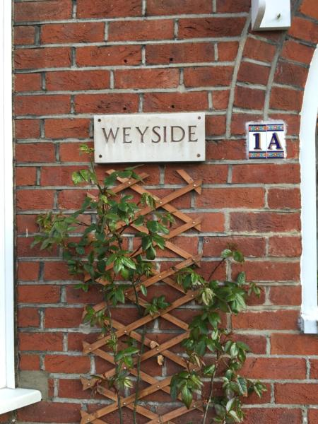 Weyside House in Weymouth, Dorset, England