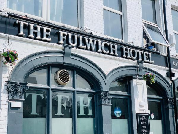 The Fulwich Hotel in Dartford, Kent, England