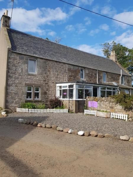 Morris Guest House in St Andrews, Fife, Scotland