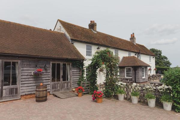 The Ferry House Inn in Eastchurch, Kent, England