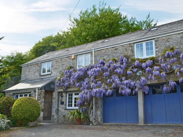 The Coach House in North Hill, Cornwall, England