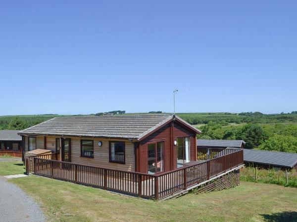 Lodge 51 in Hartland, Devon, England