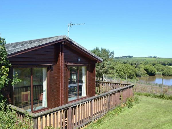 Mallards Lodge in Woolfardisworthy, Devon, England
