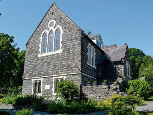 Victoria Lodge in Dolwyddelan, Conwy, Wales