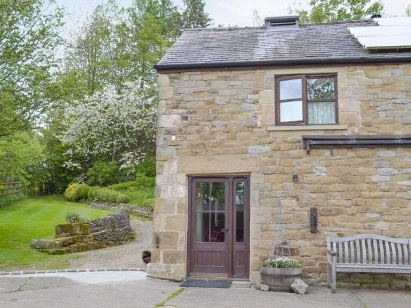 Calico Cottage in Hope, Derbyshire, England