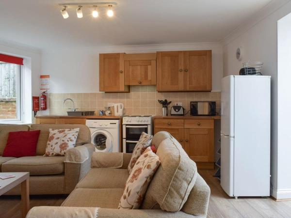 Lyndhurst Apartment in Sandown, Isle of Wight, England