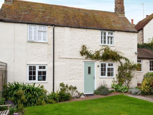 Rose Cottage in Rottingdean, East Sussex, England