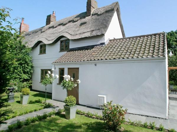 May Cottage in Bacton, Norfolk, England