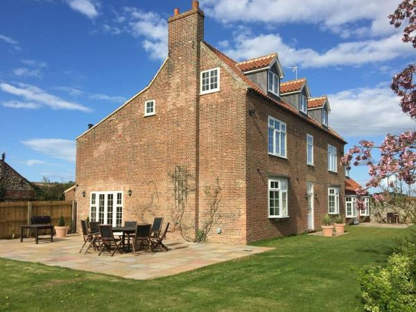 Lyng Farmhouse in Thornham, Norfolk, England