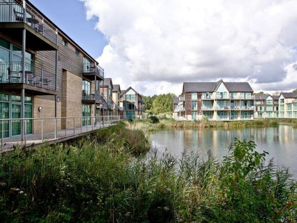 Apartment 3 in South Cerney, Gloucestershire, England