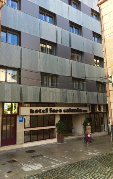 Hotel Faro Salazón