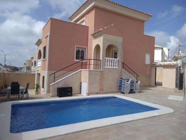 Private Spanish Villa - Heart of the Costa Blanca