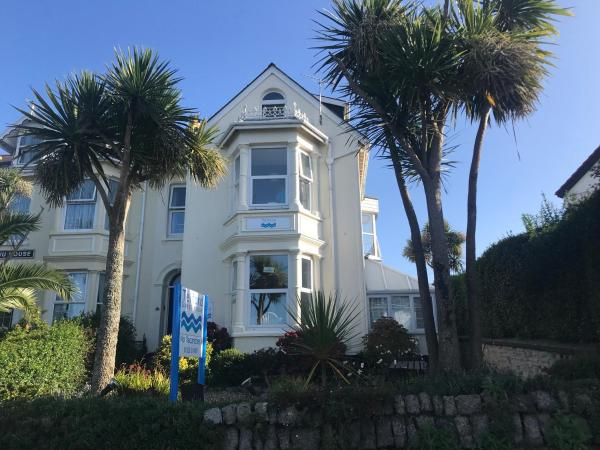 Telford Guest House in Falmouth, Cornwall, England