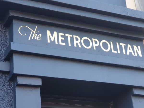 The Metropolitan in Whitley Bay, Tyne & Wear, England