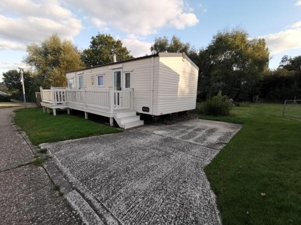 Sunnycott Caravan Park in Cowes, Isle of Wight, England