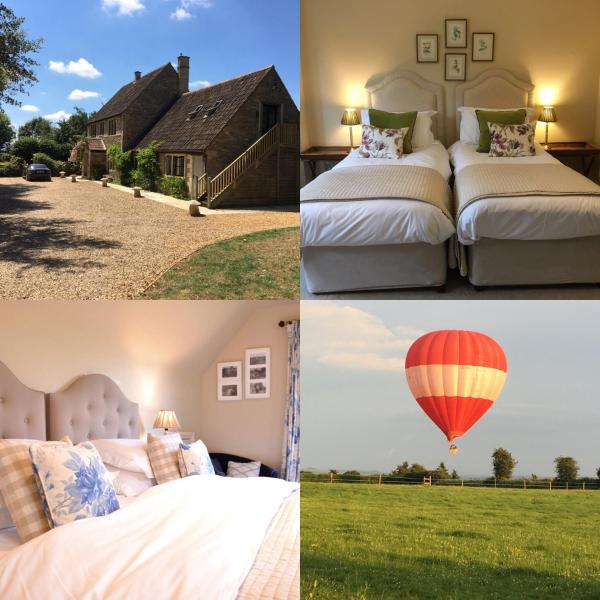 Great Ashley Farm B&B in Bradford on Avon, Wiltshire, England