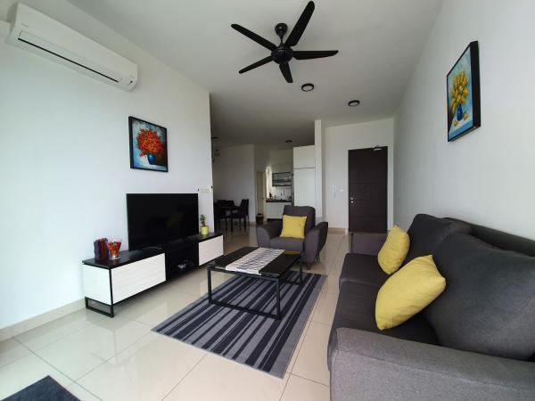 Pinnacle Tower Executive Suite x Merveille @ Johor Bahru