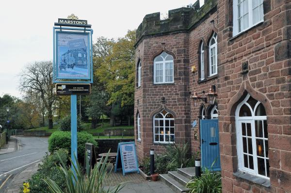 Childwall Abbey by Marston's Inns in Liverpool, Merseyside, England