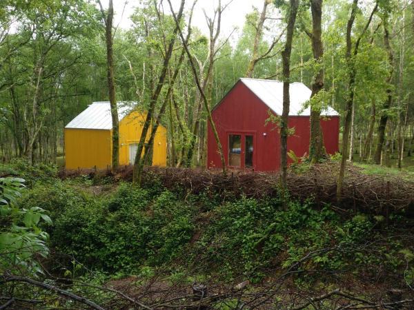 Cabanas da Ulla