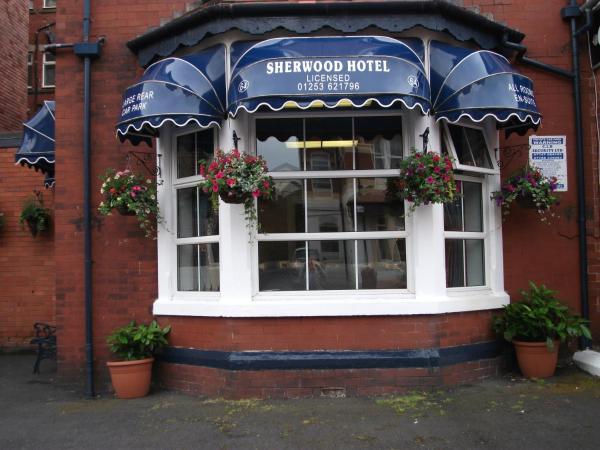 Sherwood Hotel in Blackpool, Lancashire, England