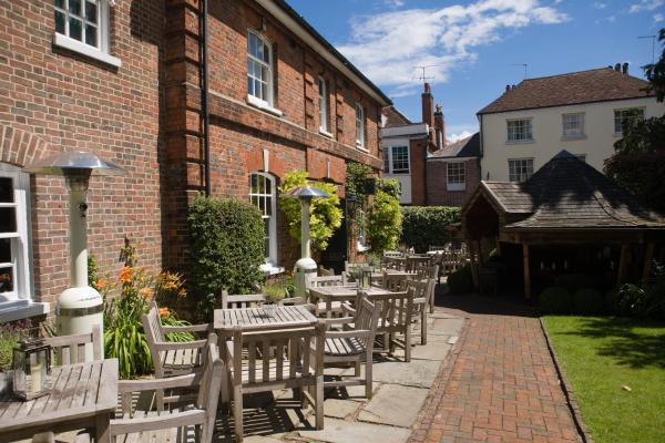 Hotel du Vin Winchester in Winchester, Hampshire, England