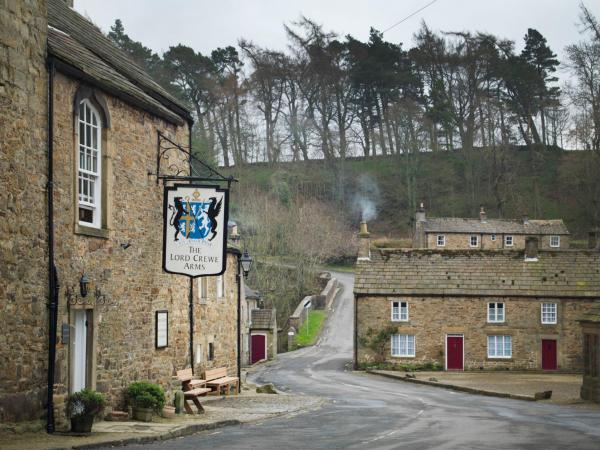 Lord Crewe Arms Blanchland in Blanchland, Northumberland, England